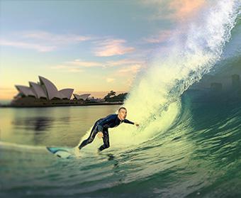 Australia & Pacific Ocean