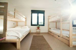 North Spain Teens Camp 5 beds shared room