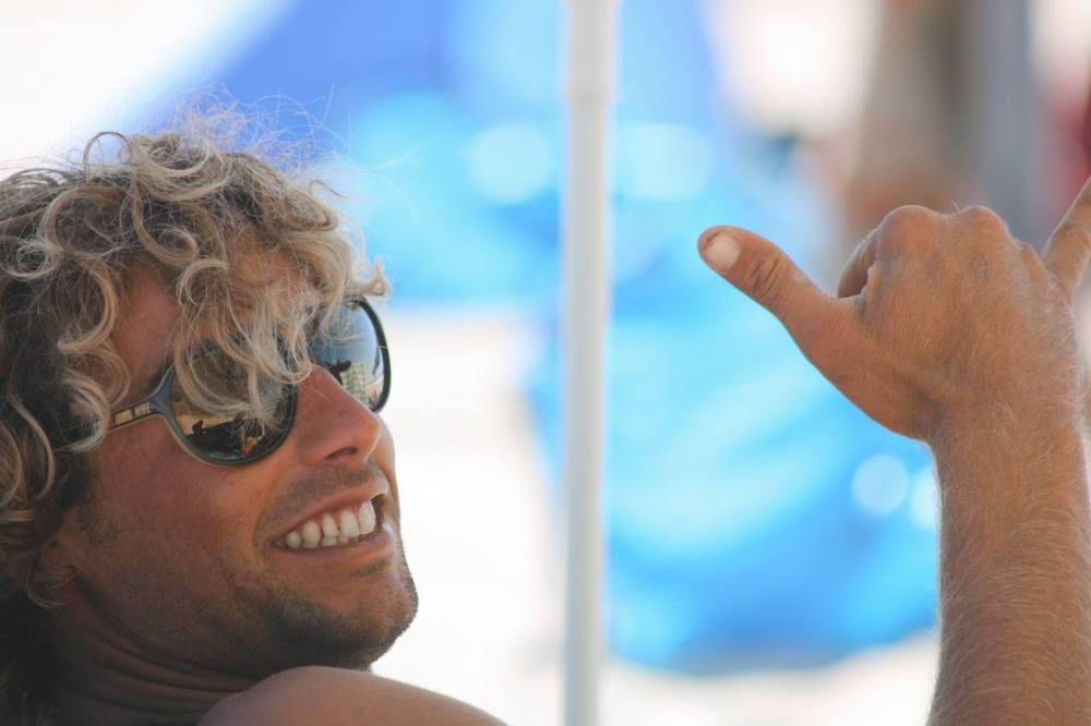 Surfcamp in Algarve head coach