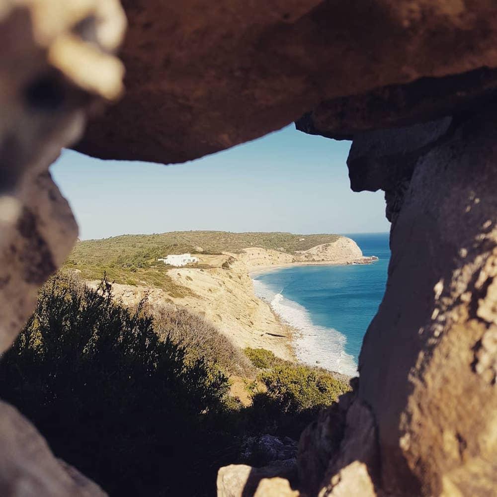 Surfcamp in Algarve secret view