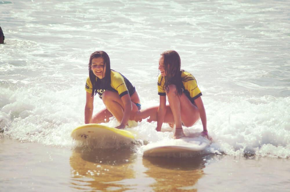 Et camps de plongée pour adolescents