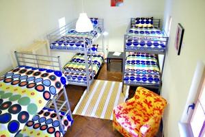 Surfcamp in Algarve Dorm room
