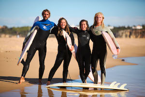 Surfcamp in Algarve Surf Crew