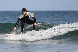 Surfcamp in Algarve Beginner lessons