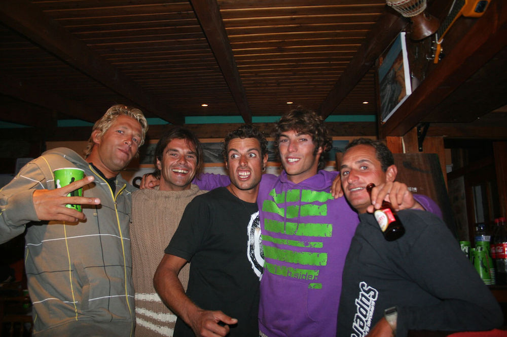 Surfcamp in Algarve Night Party