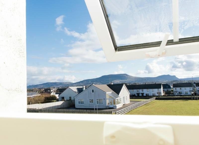 Ireland Kids Summer Surf camp window view