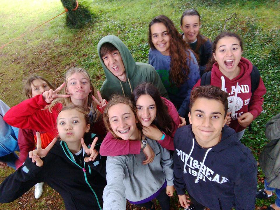 Ireland Kids Summer Surf camp free time