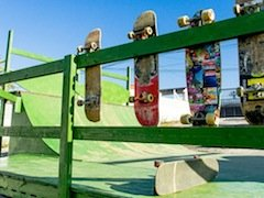 Sakte boards - Galicia Teens Surf Camp