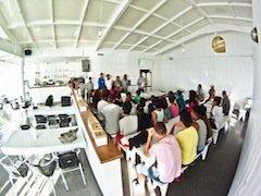 ArtBar Meeting - Galicia Teens Surf Camp
