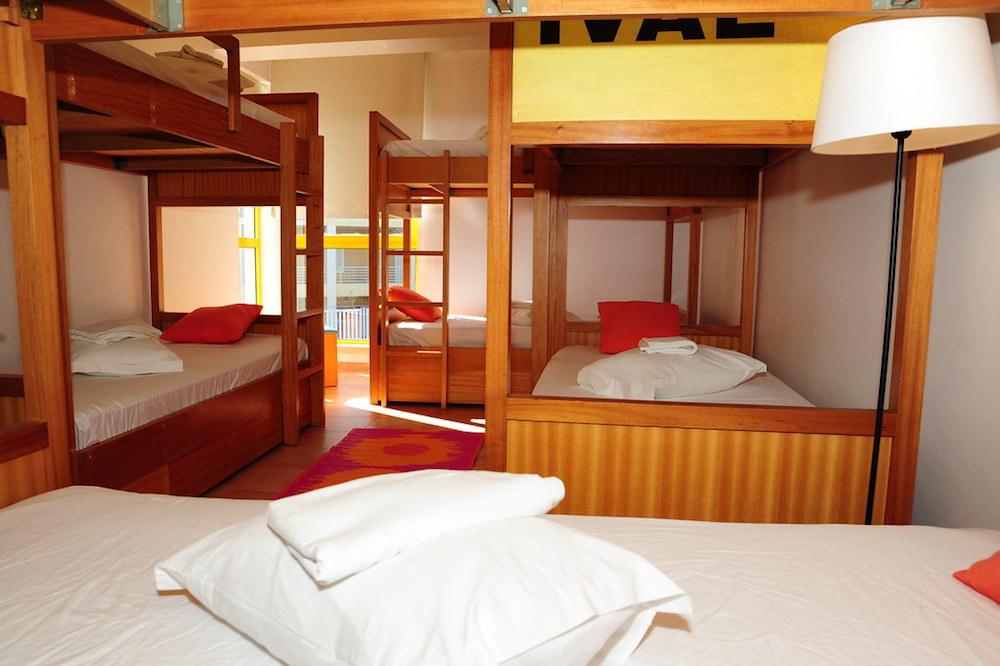 Surf School Teens Camp Lisbon 8 beds shared room