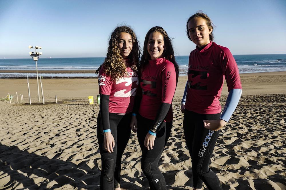 Bilbao Teens Surf Camp Pre Surf Sessions
