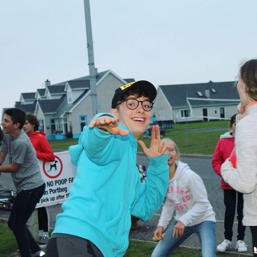 Ireland Kids Summer Surf Camp Happy days