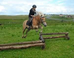 Ireland Kids Summer Surf Camp Horse riding