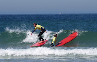 Surf-School-Teens-Camp-Lisbon-Beginner-lesson