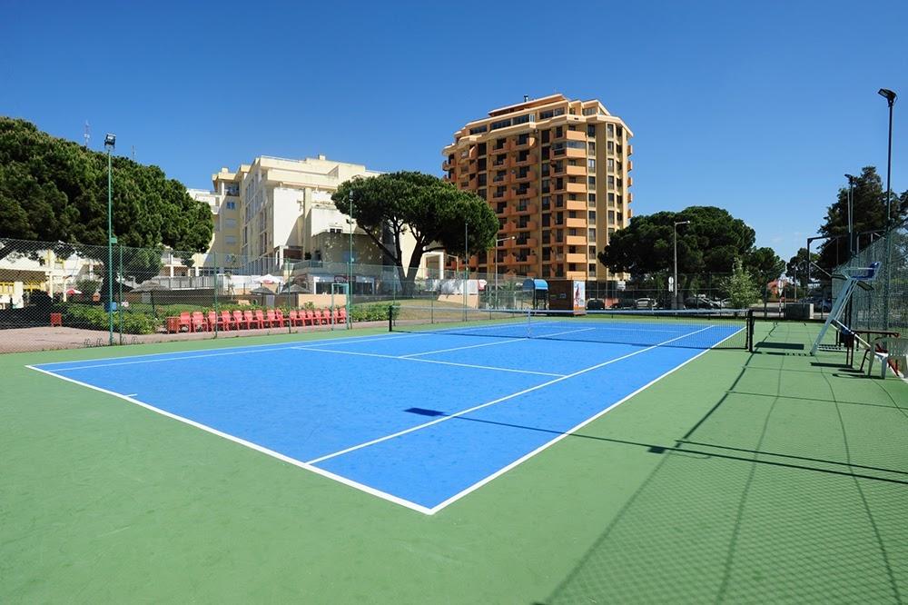 Surf School Teens Camp Lisbon Tennis Court