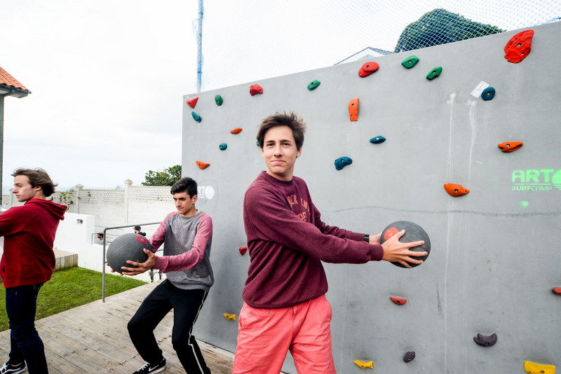functional-workout-galicia-teens-surf-camp