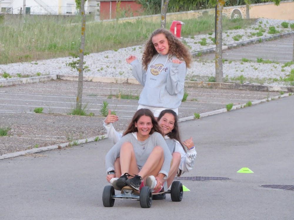 Surf School Teens Camp Lisbon Skate night