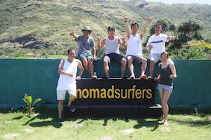surf camp in Sumbawa