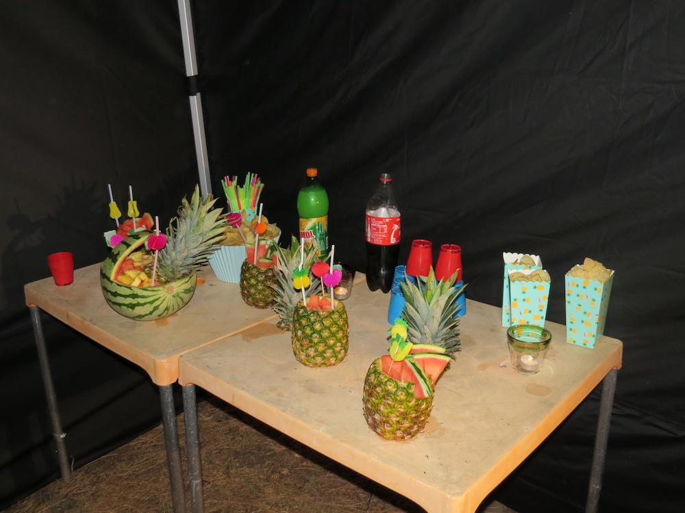 Surf School Teens Camp Lisbon Hawaiian Party