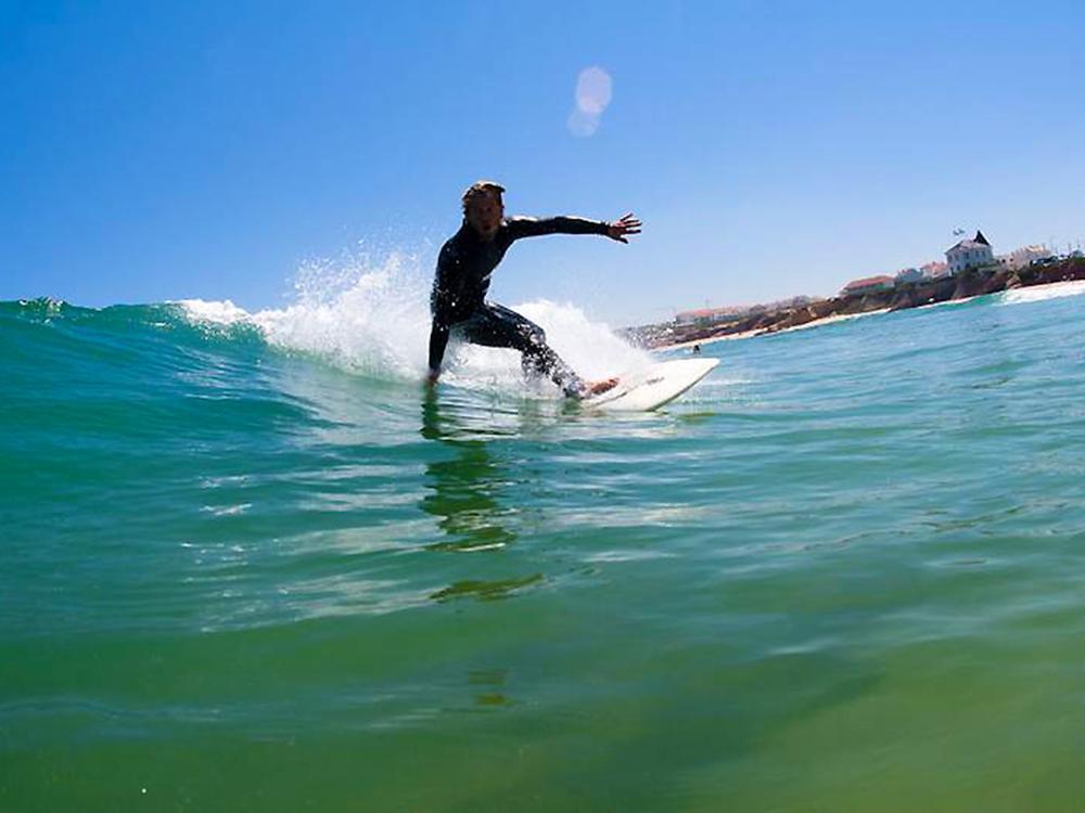 lagide surf castle advanced surf lesson