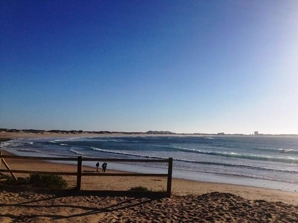 lagide surf castle beach paniche