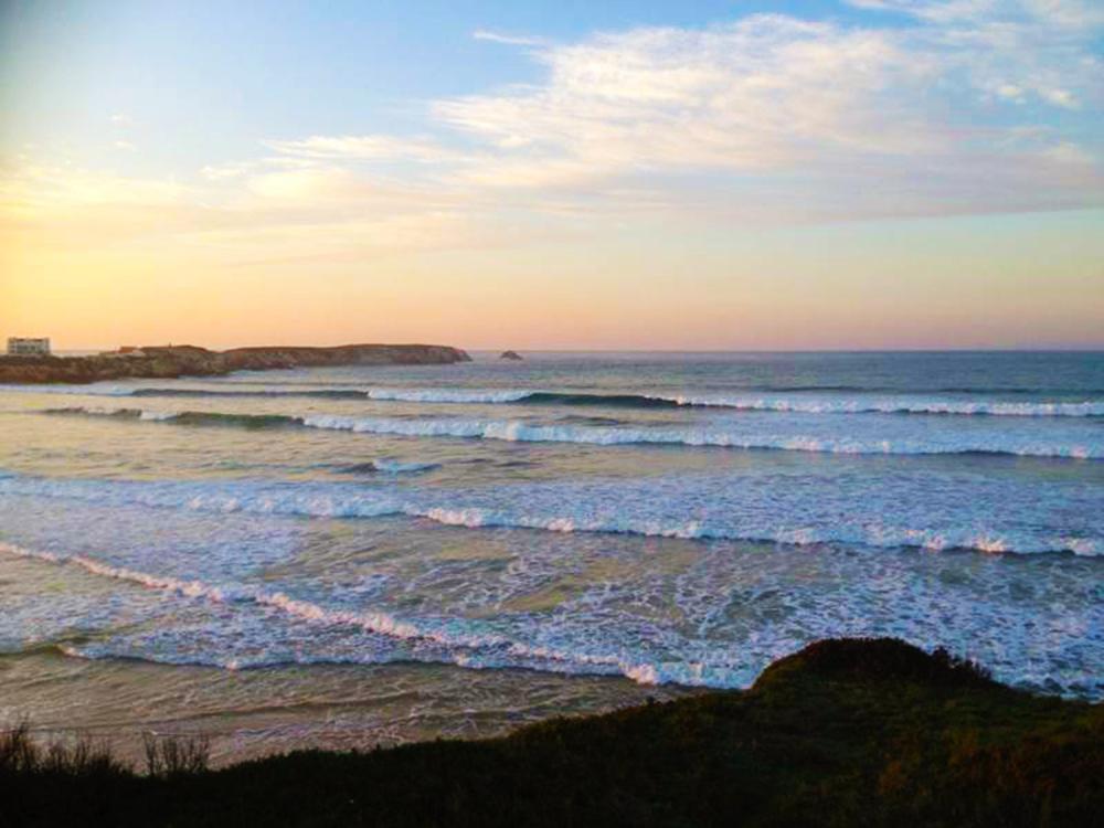 lagide surf castle beach peniche