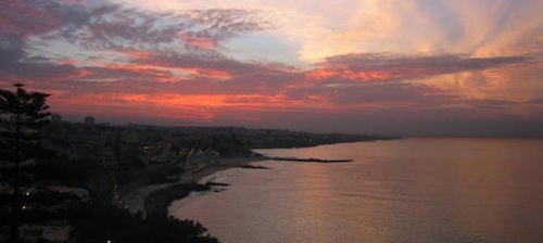 Lisbon surfcamp cascais - lisbon sunset