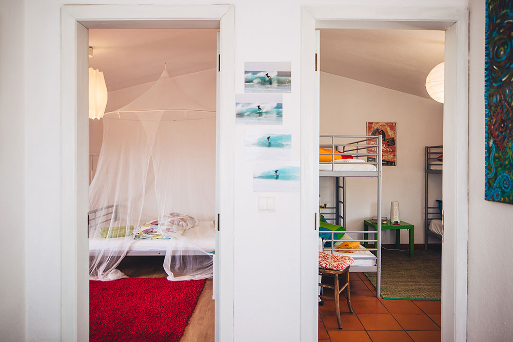 lisbon-surf-camp-cascais-double-and-dorm-room