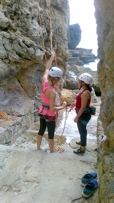 lisbon-surf-camp-cascais-rock-climbing-portugal-preparation