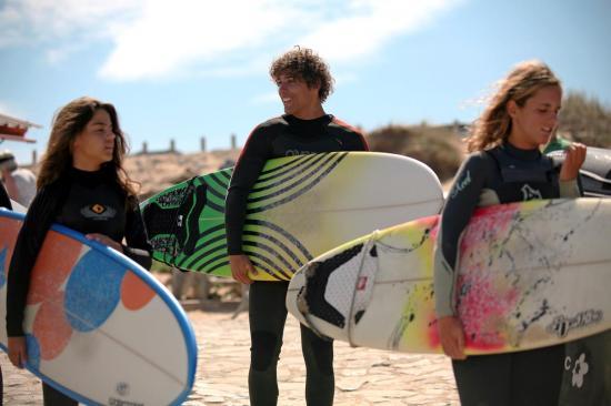 Lisbon surf camp cascais - surfboy