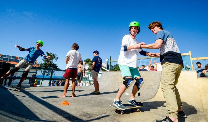 mini-ramp-skate-galicia-teens-surf-camp
