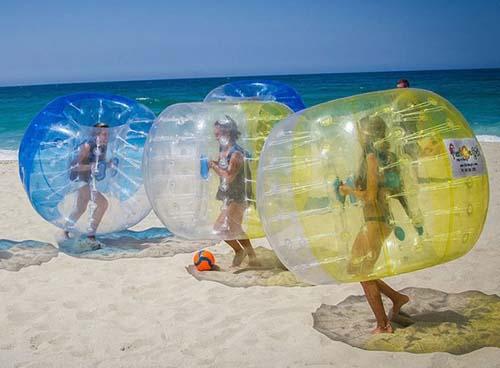 Beach Football - Galicia Teens Surf Camp