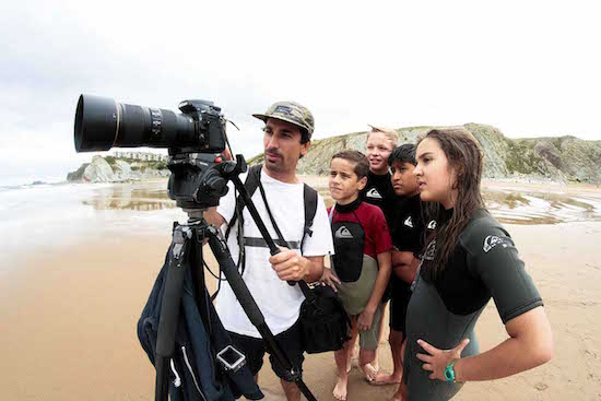 photo-lesson-bilbao-teens-surf-camp