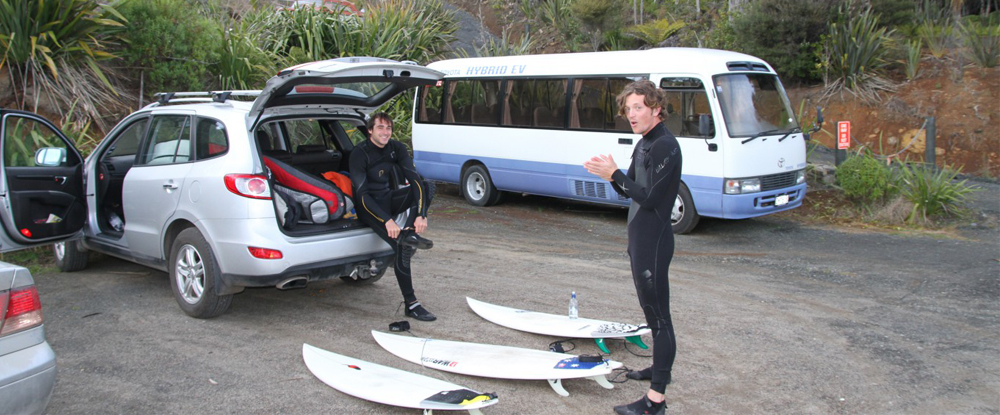 Video Nouvelle Zelande Gallery: Piha Nouvelle Zélande Surfcamp Et Visites, Île Du Nord