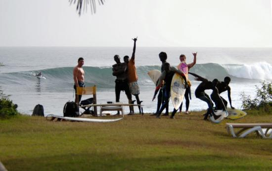 Surf Camp Ngor
