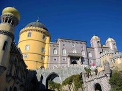 Lisbon Surf camp cascais - sintra palacio da pena