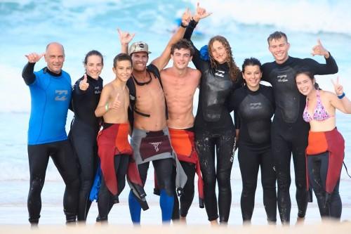surf camp corralejo surfers