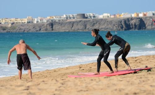 Corralejo surf camp
