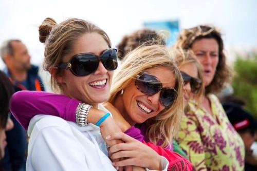 Surf Camp Lagide girls