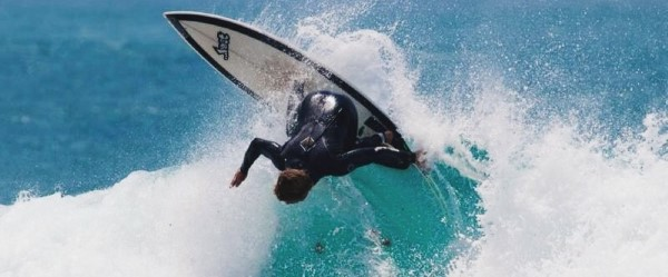 Advanced Surf Lesson at Lagide Surf Castle