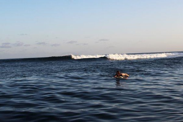 Surf Camp N'Gor surf spot