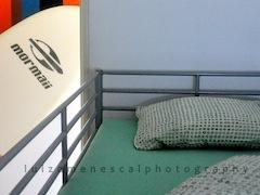 Lisbon Surf Camp Cascais - bed surf