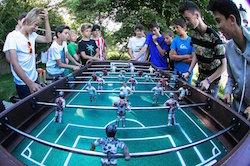 table-football-bilbao-teens-surf-camp