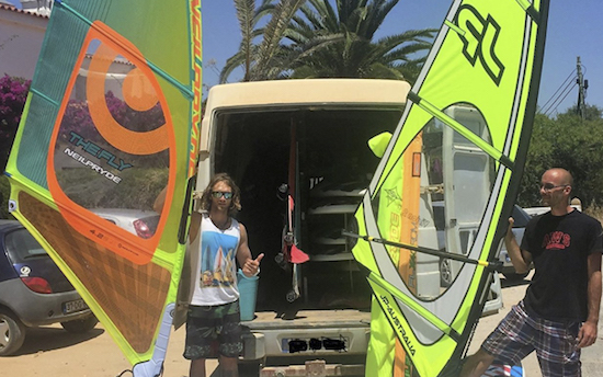 windsurf-gear-algarve-kitesurf-camp-1
