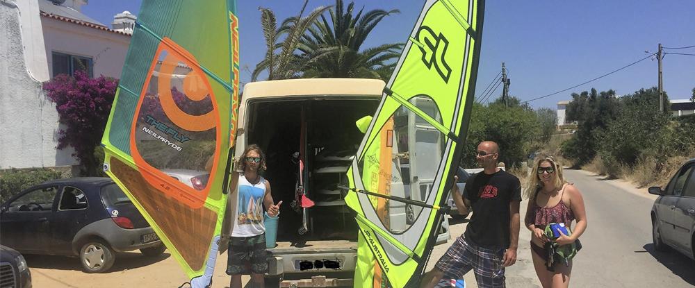 windsurf-gear-algarve-kitesurf-camp