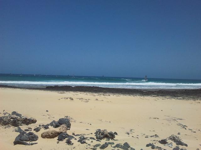 windsurfing northshore fuerteventura