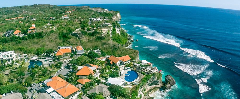 Uluwatu Surf Hotel Bukit Bali Indonesia