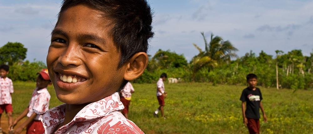 Wakatobi Dive Resort kids