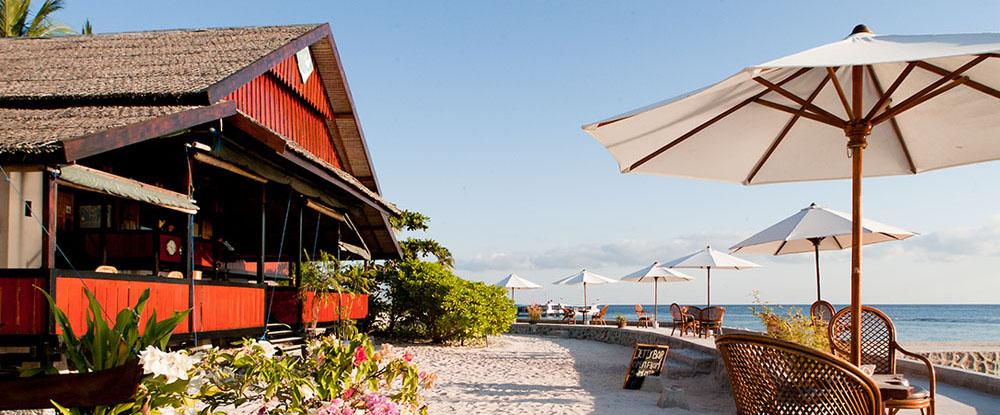 Wakatobi Dive Resort ameneties