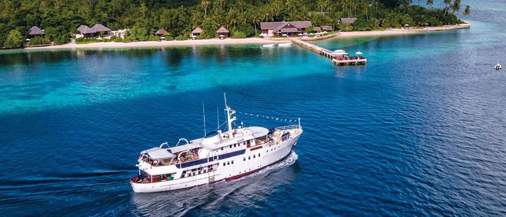 Wakatobi Dive Resort view